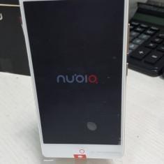 ZTE NUBIA Z9 MINI (LM03) - Telefon mobil ZTE, Alb, 16GB, Neblocat, Single SIM, Quad core