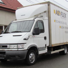 Iveco Daily 35c13, 2.8 Turbo Diesel, an 2002 - Utilitare auto