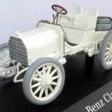 RAR! Distler models Mercedes 35HP 1901 1:43 - Macheta auto Alta