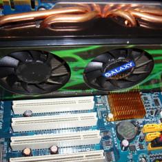 Galaxy GTX 260 gtx260 896 mb ddr3 448 bits lichidare stoc.pret mic! - Placa video PC NVIDIA, PCI Express, nVidia