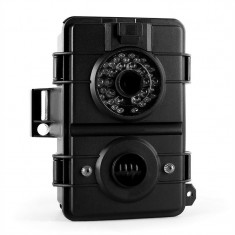 DuraMaxx Grizzly 3.0 Trailcamera Flash infraroșu 8MP HD-TV-out video HD negru