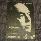 Romania cu si fara Antonescu - anul 1991 format XXL 2+1 gratis RBK20066 - Istorie