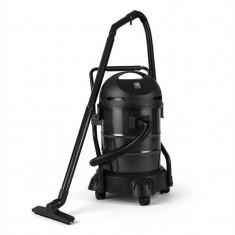 Lakeside PowerPlus aspirator pentru îndepărtarea nămolului din iaz 1200 W negru - Aspirator cu Filtrare prin Apa