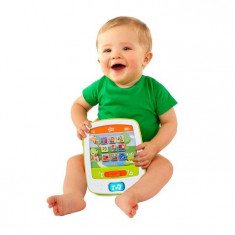 Bright Starts – 9183 – Mini-Tableta Cu Sunete Si Lumini Fun Pad