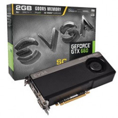 Placa Video EVGA GTX 660 Superclocked - Placa video PC