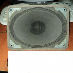 Difuzor de bas vintage din radio pe lampi ( tube ) - Difuzoare