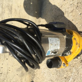 Pompa drenaj HENGTAI V750F ptr ape murdare - Pompa gradina