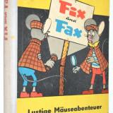Benzi desenae in limba germana FIX und FAX - 1966 - Reviste benzi desenate