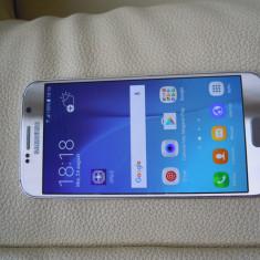 Samsung s6 gold, liber retea - Telefon mobil Samsung Galaxy S6, Auriu, 32GB, Neblocat