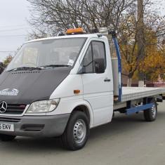 Trailer / Platforma Mercedes Sprinter 313, 2.2 CDI, an 2000 - Utilitare auto