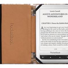PocketBook Cover 622/623 double side, black / beige - Ebook Reader Nook