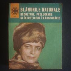 VADIM NESTEROV - BLANURI NATURALE