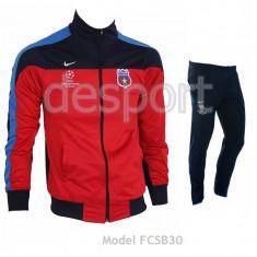 Trening NIKE FCSB - Model Steaua - Bluza si Pantaloni Conici - Pret Special - - Trening barbati, Marime: S, M, L, Culoare: Din imagine