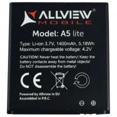 Acumulator Allview A5 Lite Swap Original