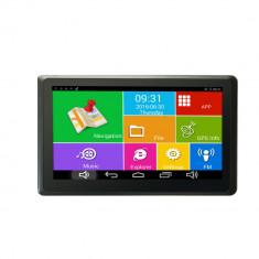 Resigilat - Sistem de navigatie portabil PNI S507 ecran 7 inch Android 4.4.2 - Gps, 7 inch