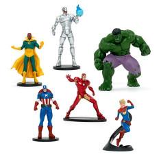 Set Figurine Razbunatorii:Sub semnul lui Ultron - Roboti de jucarie