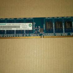 Memorie 512mb pc2 5300 667mhz ramaxel - Memorie RAM laptop Ramaxel, DDR2