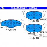 Set placute frana fata Skoda Fabia 2 II fabricata in perioada 12.2006 - 12.2014 ATE 13.0460 -7164.2