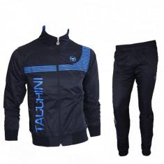 Trening Sergio Tacchini Fas - Bluza si pantaloni conici - Modele NOI -gen adidas - Trening barbati, Marime: S, M, L, Culoare: Din imagine