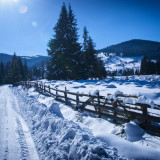 2 Terenuri la ARIESENI - Muntii Apuseni  zona de ski / carstica / drumetii