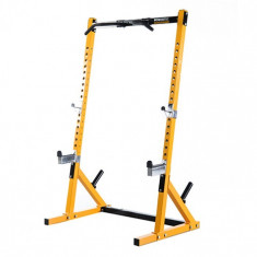 Aparat Half Rack, Powertec, WB - HR POWERTEC - Aparat multifunctionale fitness