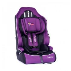 Scaun auto 9-36 kg Luctor Purple Skutt - Scaun auto copii grupa 1-3 ani (9-36 kg)