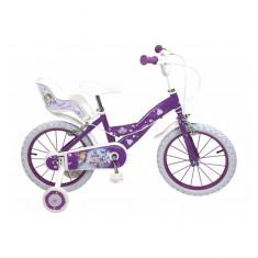 Bicicleta 16 inch Sofia the First Toimsa - Bicicleta copii