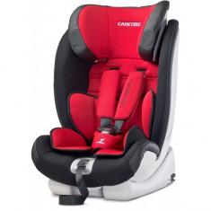 Scaun auto 9-36 kg VolanteFix cu Isofix Red Caretero - Scaun auto copii grupa 1-3 ani (9-36 kg)