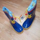 Cizme cauciuc guma disney - Cizme copii, Marime: 31, Culoare: Albastru