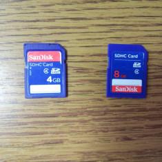 Carduri de memorie SDHC - Secure digital (SD) card Sandisk