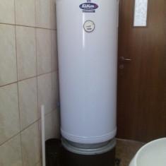 Boiler pe lemne - Cazan de baie + soba ELTIM Nou in Garantie