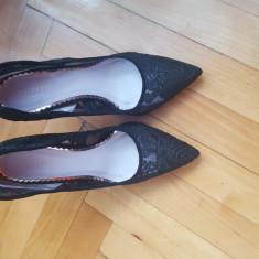 Pantofi dama Ted Baker - Pantof dama Ted Baker, Marime: 37, Culoare: Negru