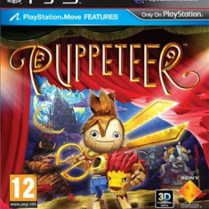 Puppeteer Ps3 - DVD Playere Sony