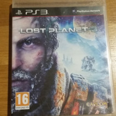 PS3 Lost planet 3 - joc original by WADDER - Jocuri PS3 Capcom, Shooting, 16+, Single player