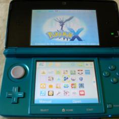 Consola Nintendo 3DS modata soft +jocuri +acces online multiplayers