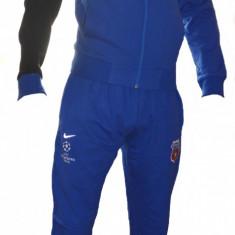 Trening Nike Steaua barbati din bumbac - Trening barbati Nike, Marime: XL, Culoare: Albastru