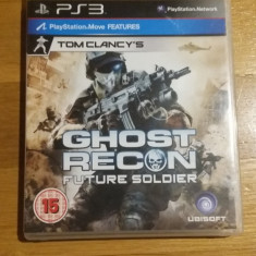 PS3 Tom Clancy's Ghost recon Future soldier - joc original by WADDER - Jocuri PS3 Ubisoft, Shooting, 16+, Multiplayer