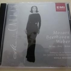 Callas - Muzica Opera emi records, CD