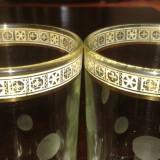 Pahare vechi gravate si aurite, Italia