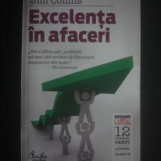 JIM COLLINS - EXCELENTA IN AFACERI - Carte afaceri