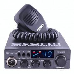 Statie Radio CB Storm Premier 2014 4W ASQ