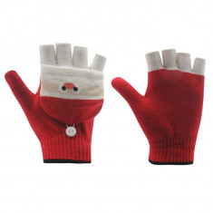 Manusi Star Christmas Adults Mittens - Originale - Anglia - Marime - Adult - Manusi Barbati, Marime: Alta, Culoare: Din imagine