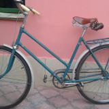 Vand 2 biciclete originale Ukraina, una de dama una de bartabti - Bicicleta de oras, 22 inch, Numar viteze: 1