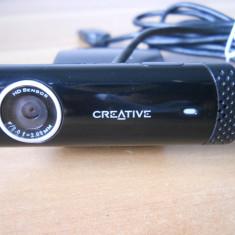 Camera web Creative Live!Cam Chat HD VF0700. - Webcam Creative, 1.3 Mpx- 2.4 Mpx, Microfon