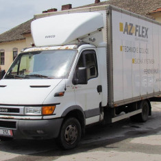 Iveco Daily 35C13, 2.8 Turbo Diesel, an 2001 - Utilitare auto