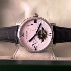 Cartier Turbilion - Ceas barbatesc