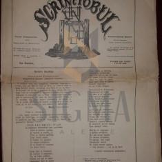 ZIAR SCRINCIOBUL - SCRINCIOBUL, ANUL II - NUMERELE 4, 5 SI 6, DUMINICA 19 IAN 1869