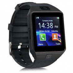 Ceas inteligent Smart Watch DZ09 negru