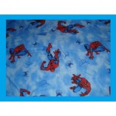 Lenjerii de pat copii Spiderman 140x210 - Lenjerie pat copii Altele, Alte dimensiuni, Multicolor