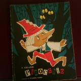 C. Collodi Pinocchio, ilustratii superbe de Eugen Taru - Carte de povesti